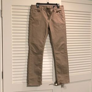 Vineyard Vines khaki corduroy pants